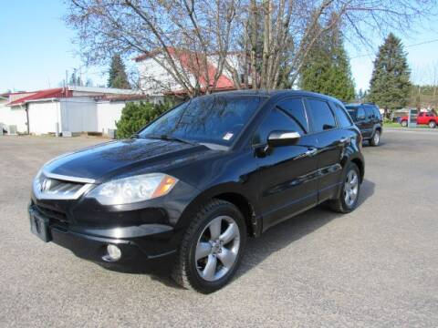 2007 Acura RDX SH-AWD for sale at Triple C Auto Brokers in Washougal WA