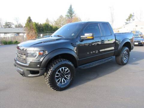 2013 Ford F-150 SVT Raptor for sale at Triple C Auto Brokers in Washougal WA