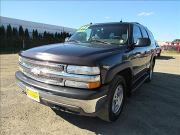 2004 Chevrolet Tahoe for sale at Triple C Auto Brokers in Washougal WA