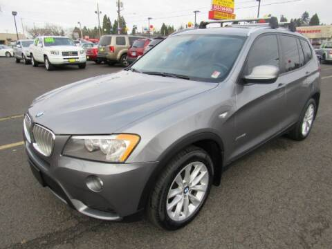 2013 BMW X3 for sale at Triple C Auto Brokers in Washougal WA