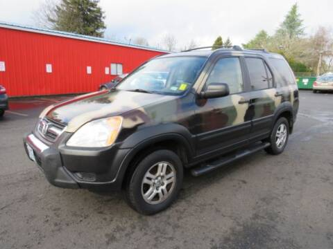 2002 Honda CR-V for sale at Triple C Auto Brokers in Washougal WA