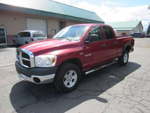 2008 Dodge Ram Pickup 1500 for sale at Triple C Auto Brokers in Washougal WA