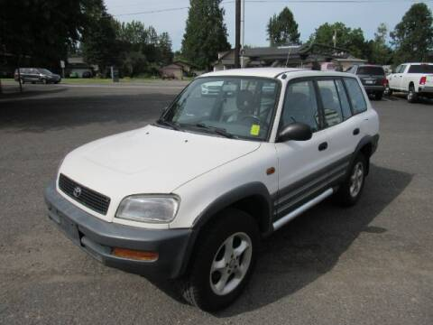 1997 Toyota RAV4 for sale at Triple C Auto Brokers in Washougal WA