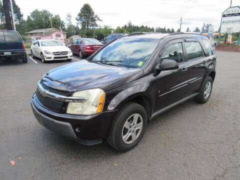 2006 Chevrolet Equinox for sale at Triple C Auto Brokers in Washougal WA