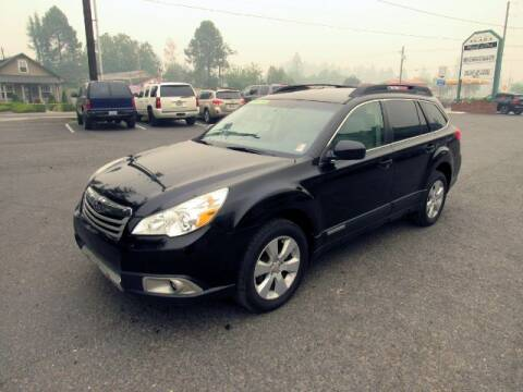 2011 Subaru Outback for sale at Triple C Auto Brokers in Washougal WA
