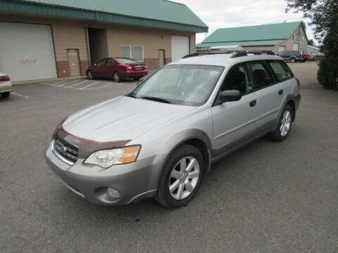 2006 Subaru Outback for sale at Triple C Auto Brokers in Washougal WA