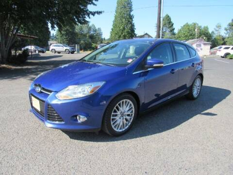 2012 Ford Focus for sale at Triple C Auto Brokers in Washougal WA
