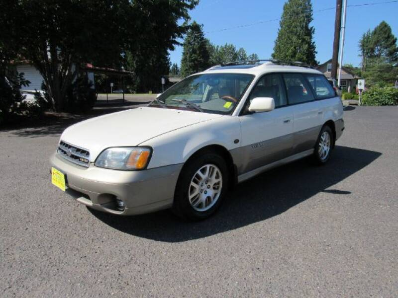 2001 Subaru Outback for sale at Triple C Auto Brokers in Washougal WA