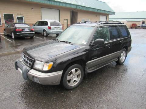 1998 Subaru Forester for sale at Triple C Auto Brokers in Washougal WA