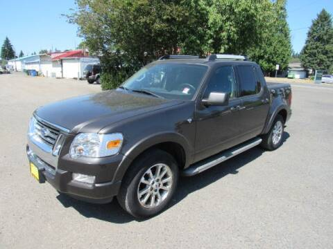 2007 Ford Explorer Sport Trac for sale at Triple C Auto Brokers in Washougal WA
