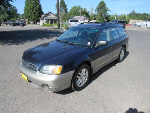 2002 Subaru Outback for sale at Triple C Auto Brokers in Washougal WA
