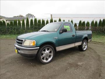 1997 Ford F-150 for sale at Triple C Auto Brokers in Washougal WA