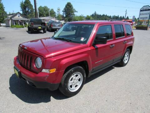 2014 Jeep Patriot for sale at Triple C Auto Brokers in Washougal WA