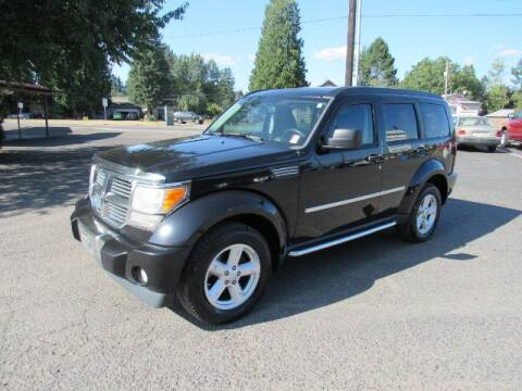 2007 Dodge Nitro for sale at Triple C Auto Brokers in Washougal WA