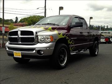 2003 Dodge Ram Pickup 1500 for sale at Triple C Auto Brokers in Washougal WA
