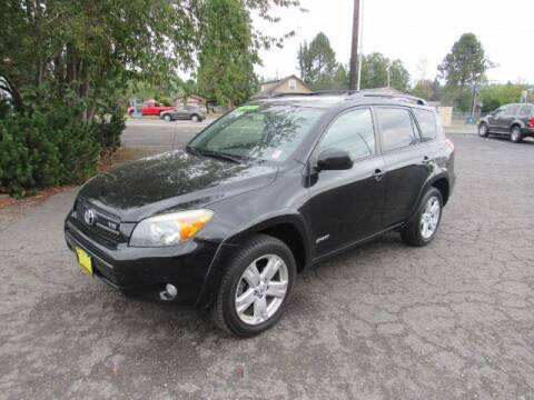 2007 Toyota RAV4 for sale at Triple C Auto Brokers in Washougal WA