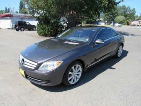2007 Mercedes-Benz CL-Class for sale at Triple C Auto Brokers in Washougal WA
