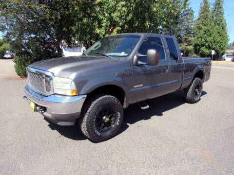 2004 Ford F-250 Super Duty for sale at Triple C Auto Brokers in Washougal WA