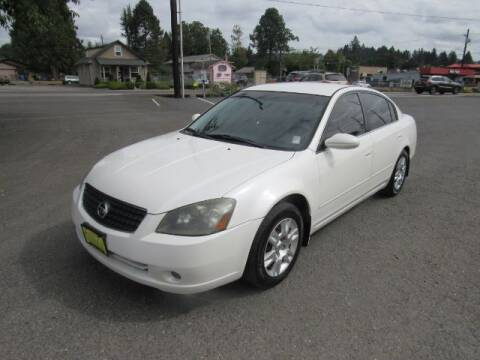2005 Nissan Altima for sale at Triple C Auto Brokers in Washougal WA