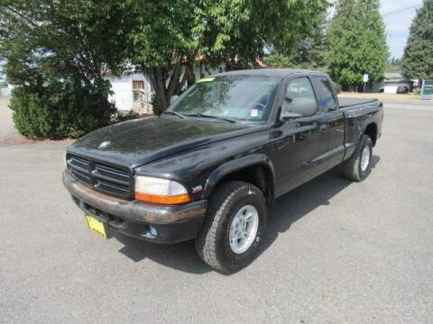 1998 Dodge Dakota for sale at Triple C Auto Brokers in Washougal WA