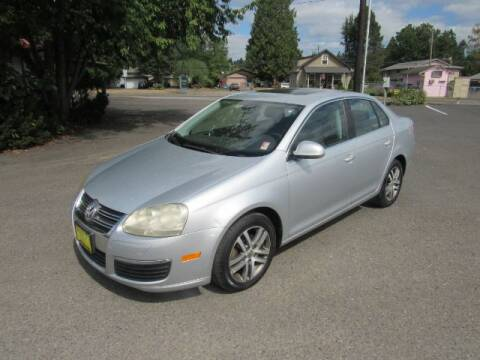2005 Volkswagen Jetta for sale at Triple C Auto Brokers in Washougal WA
