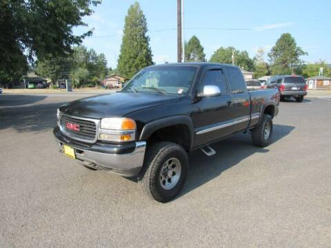 2001 GMC Sierra 1500 for sale at Triple C Auto Brokers in Washougal WA