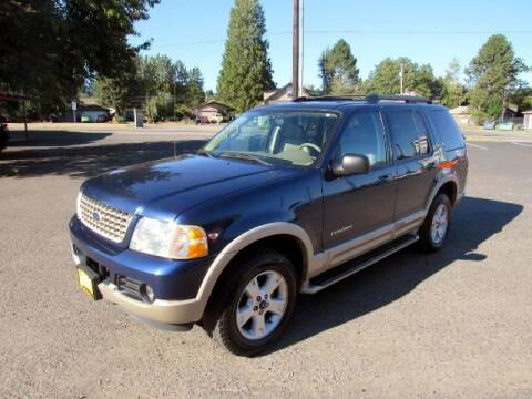 2005 Ford Explorer for sale at Triple C Auto Brokers in Washougal WA