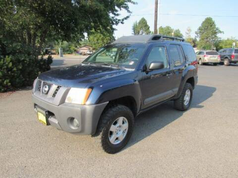2006 Nissan Xterra for sale at Triple C Auto Brokers in Washougal WA