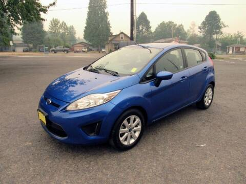 2011 Ford Fiesta for sale at Triple C Auto Brokers in Washougal WA