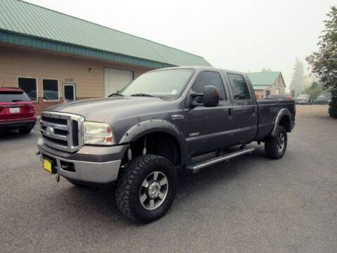 2007 Ford F-350 Super Duty for sale at Triple C Auto Brokers in Washougal WA