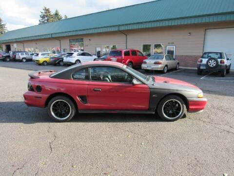 1995 Ford Mustang for sale at Triple C Auto Brokers in Washougal WA