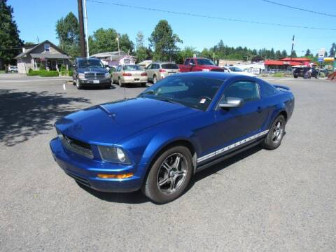 2007 Ford Mustang for sale at Triple C Auto Brokers in Washougal WA