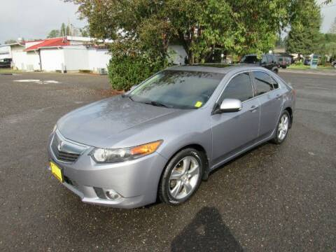 2011 Acura TSX for sale at Triple C Auto Brokers in Washougal WA