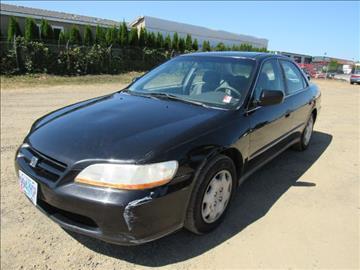 1999 Honda Accord for sale at Triple C Auto Brokers in Washougal WA