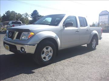 2006 Nissan Frontier for sale at Triple C Auto Brokers in Washougal WA