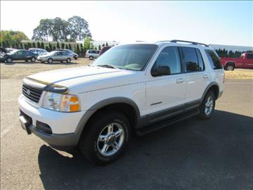2002 Ford Explorer for sale at Triple C Auto Brokers in Washougal WA
