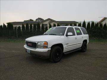 2003 GMC Yukon for sale at Triple C Auto Brokers in Washougal WA