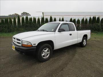 1999 Dodge Dakota for sale at Triple C Auto Brokers in Washougal WA