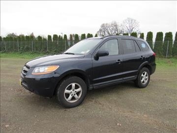 2008 Hyundai Santa Fe for sale at Triple C Auto Brokers in Washougal WA