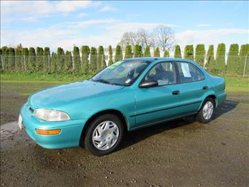 1994 GEO Prizm for sale at Triple C Auto Brokers in Washougal WA