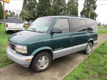 1997 GMC Safari for sale at Triple C Auto Brokers in Washougal WA