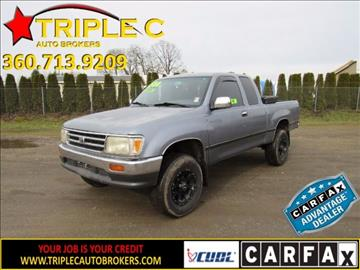 1998 Toyota T100 for sale in Washougal, WA