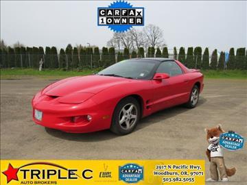 1999 Pontiac Firebird for sale in Washougal, WA