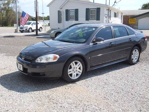 2009 Chevrolet Impala for sale in Mccook NE