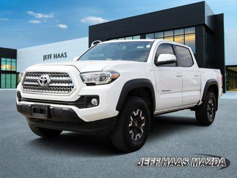 2017 Toyota Tacoma for sale in Houston, TX