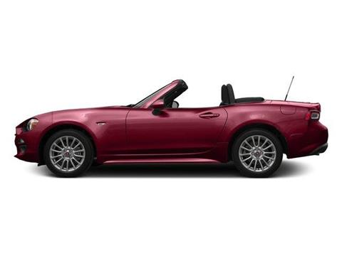 2017 FIAT 124 Spider for sale in Houston, TX