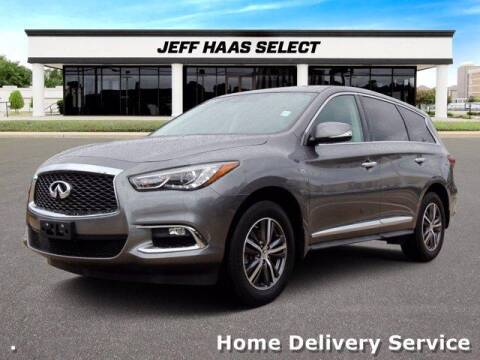 2017 Infiniti QX60 for sale at JEFF HAAS MAZDA in Houston TX