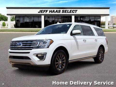 2019 Ford Expedition MAX for sale at JEFF HAAS MAZDA in Houston TX