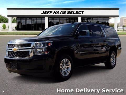 2020 Chevrolet Suburban for sale at JEFF HAAS MAZDA in Houston TX