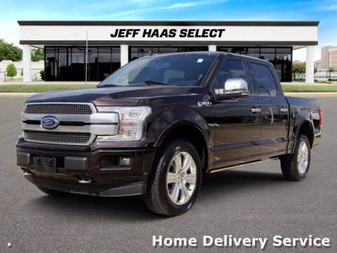 2020 Ford F-150 for sale at JEFF HAAS MAZDA in Houston TX